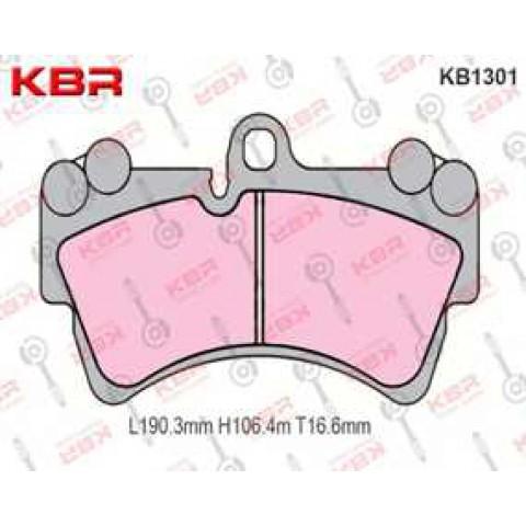 KB1301   -   Brake Pad