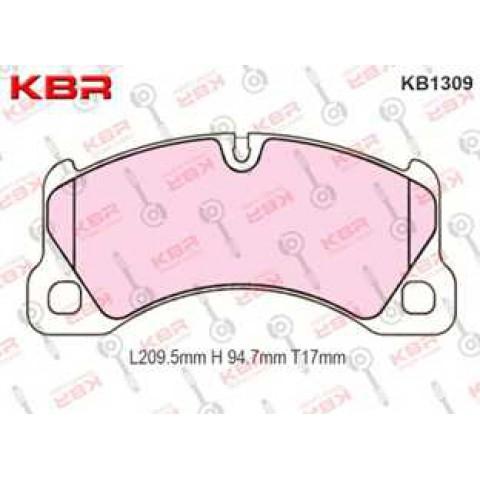KB1309   -   Brake Pad