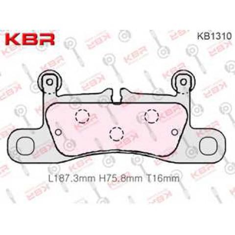 KB1310   -   Brake Pad