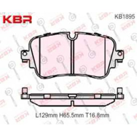 KB1895   -   Brake Pad
