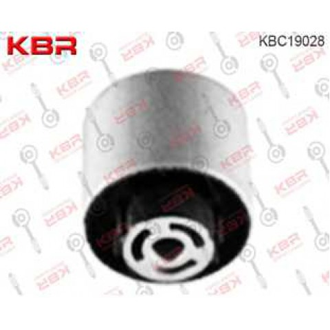 KBC19028   -   RUBBER BUSHING