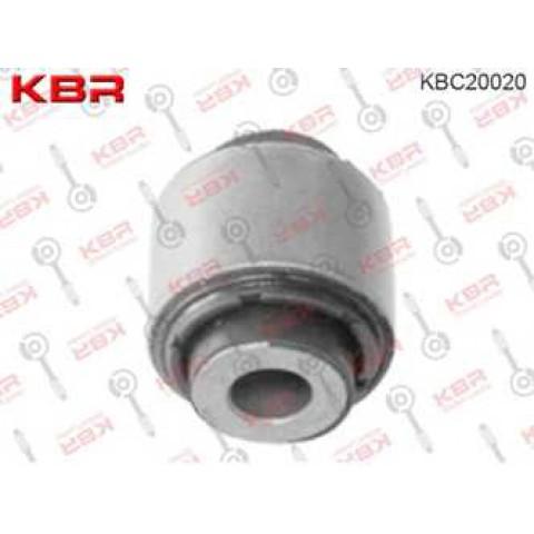 KBC20020   -   RUBBER BUSHING