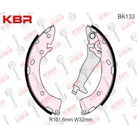 BK133   -   Brake Pad
