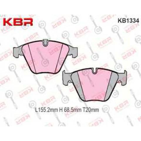 KB1334   -   Brake Pad