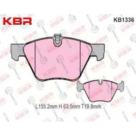 KB1336   -   Brake Pad