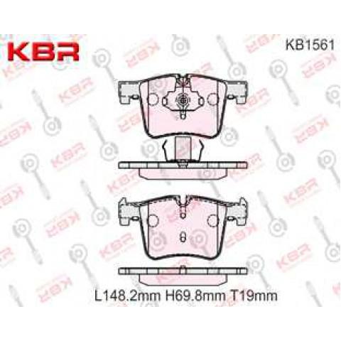 KB1561   -   Brake Pad
