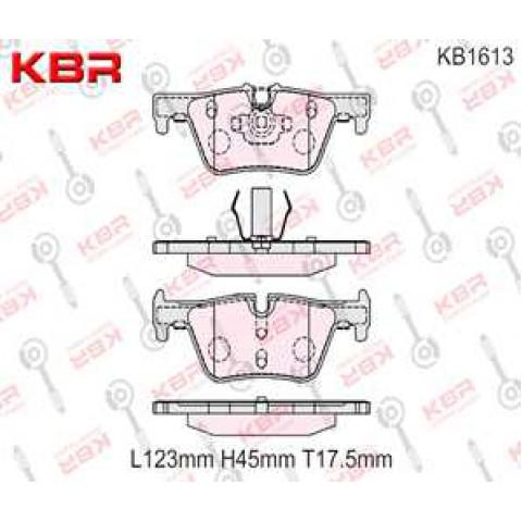 KB1613   -   Brake Pad