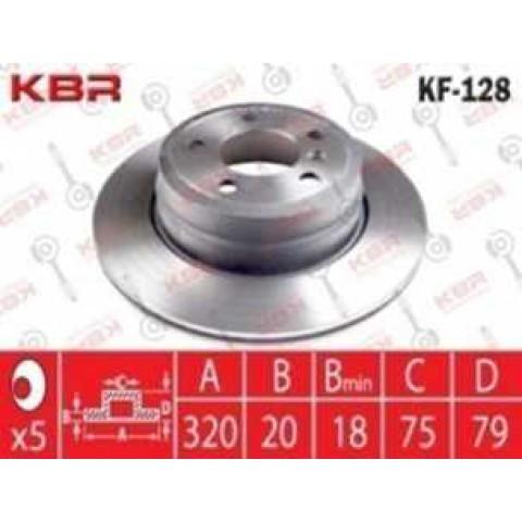 KF128   -   Brake Disc