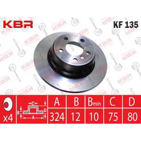 KF135   -   Brake Disc