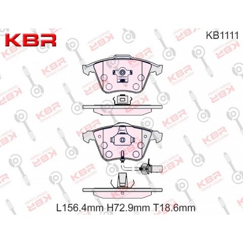 KB1111   -   Brake Pad