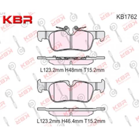KB1762   -   Brake Pad