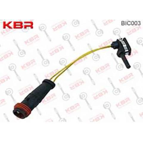 BIC003   -   Warning Contact, brake pad wear