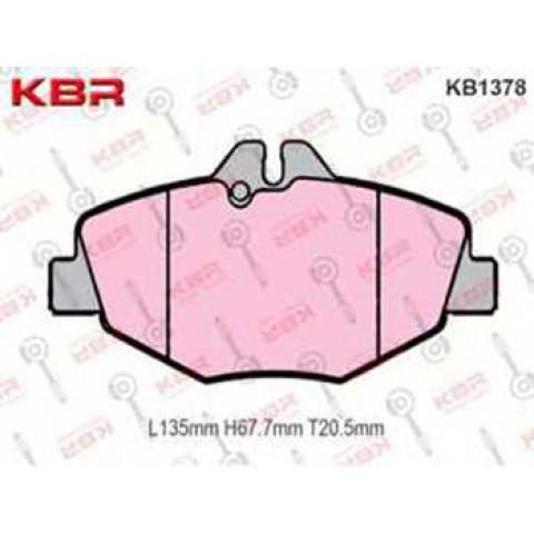 KB1378   -   Brake Pad