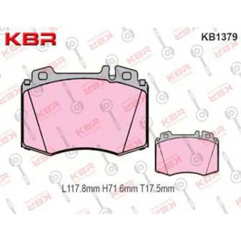 KB1379   -   Brake Pad