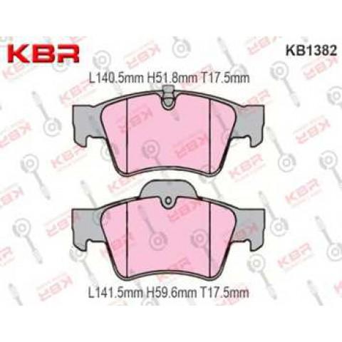 KB1382   -   Brake Pad