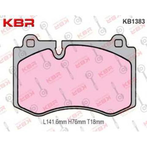 KB1383   -   Brake Pad