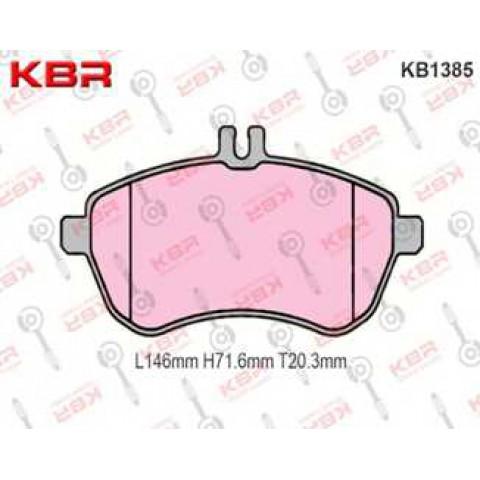 KB1385   -   Brake Pad