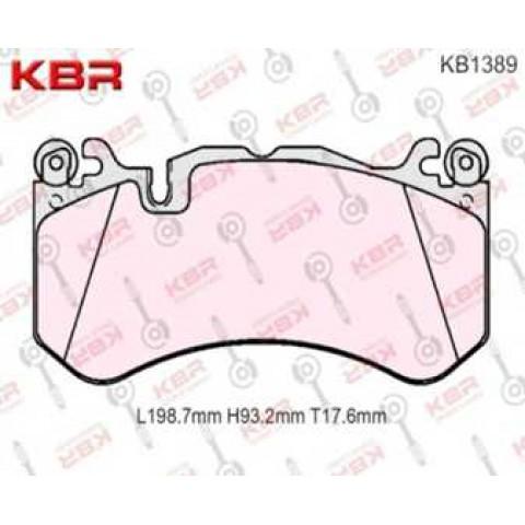 KB1389   -   BRAKE PAD