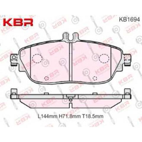 KB1694   -   Brake Pad