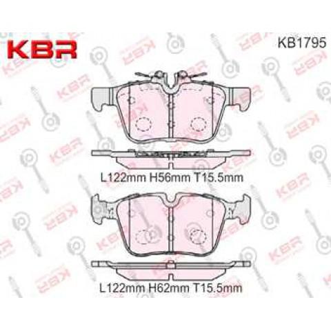 KB1795   -   Brake Pad