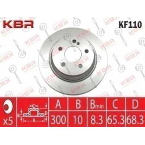 KF110   -   Brake Disc