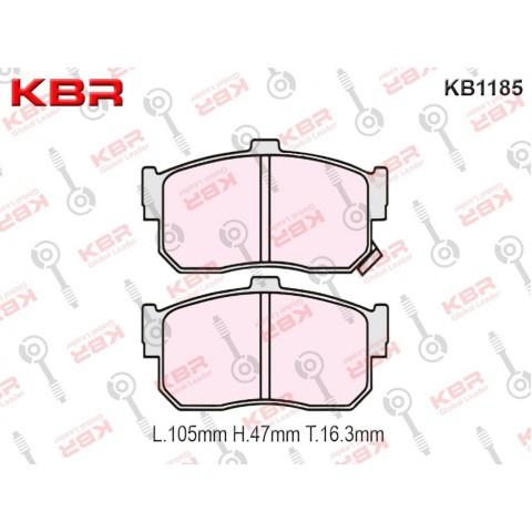 KB1185   -   Brake Pad