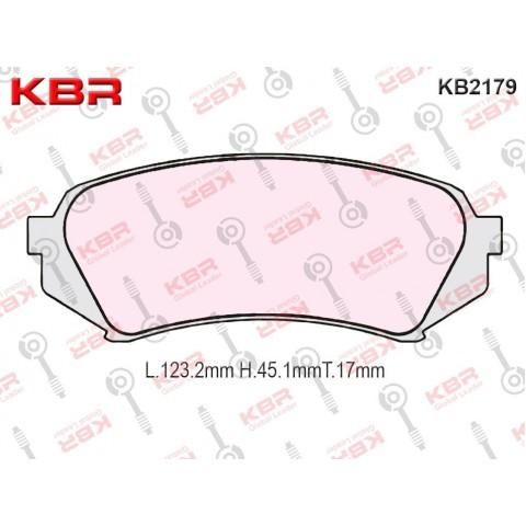 KB2179   -   Brake Pad