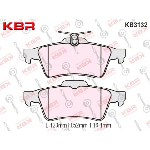 KB3132   -   Brake Pad