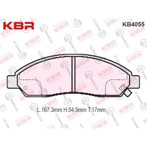 KB4055   -   Brake Pad