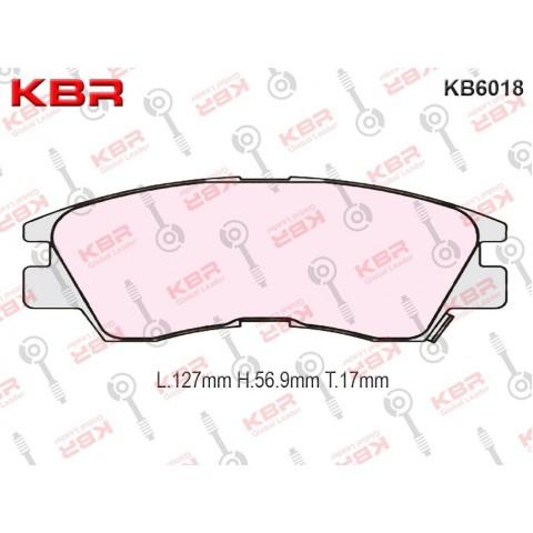 KB6018   -   Brake Pad