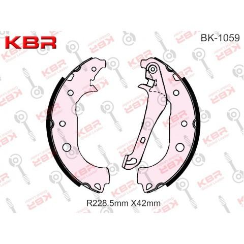 BK1059   -   BRAKE SHOE