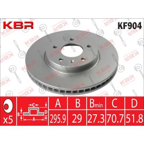 KF904   -   BRAKE DISC