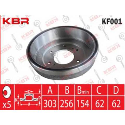 KF001   -   BRAKE DISC