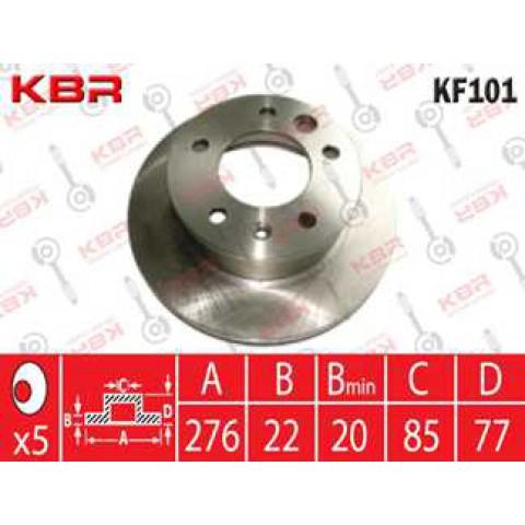 KF101 –  BRAKE DISC