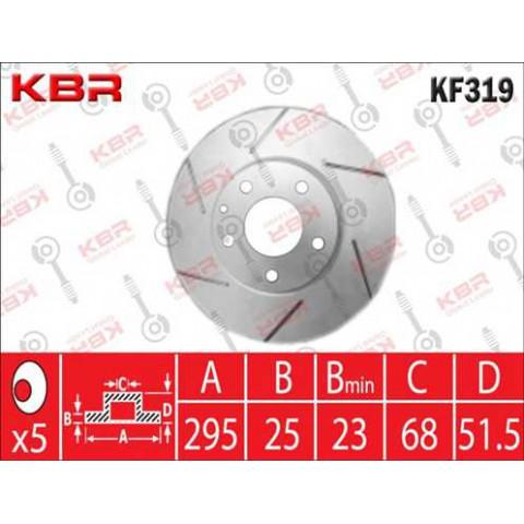 KF319   -   BRAKE DISC