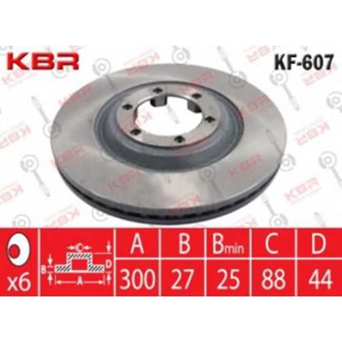 KF607   -   BRAKE DISC