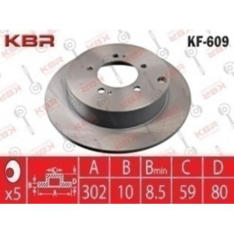 KF609   -   BRAKE DISC