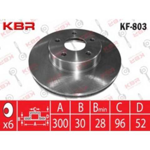 KF803   -   BRAKE DISC