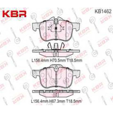 KB1462   -   Brake Pad
