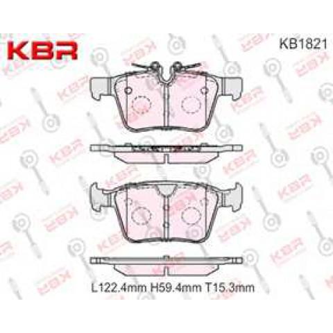 KB1821   -   Brake Pad
