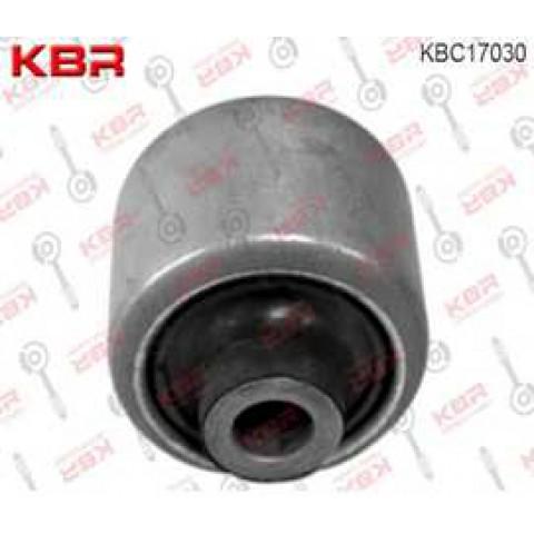 KBC17030   -   RUBBER BUSHING