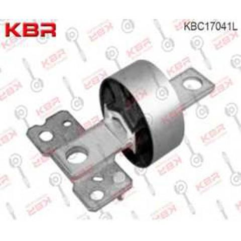 KBC17041L   -   RUBBER BUSHING