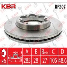 KF207   -   BRAKE DISC