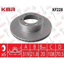 KF228   -   BRAKE DISC