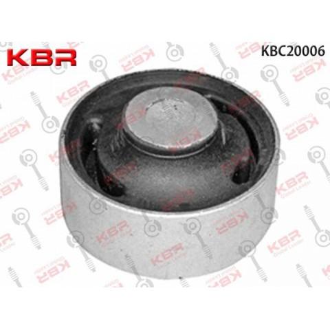 KBC20006   -   RUBBER BUSHING