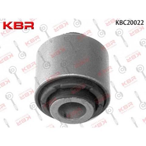 KBC20022   -   RUBBER BUSHING