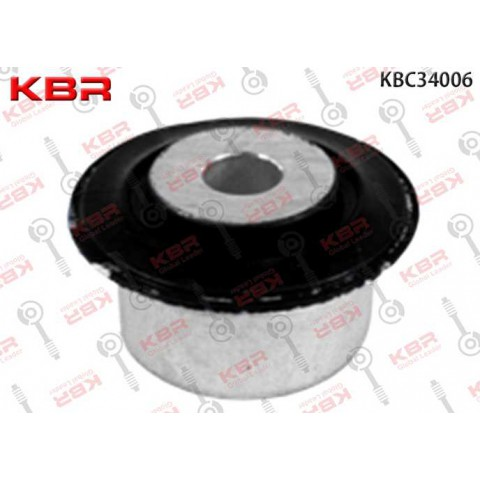 KBC34006   -   RUBBER BUSHING