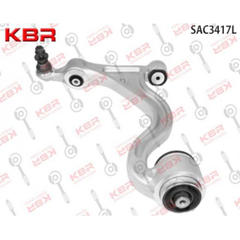 SAC3417L   -   CONTROL ARM